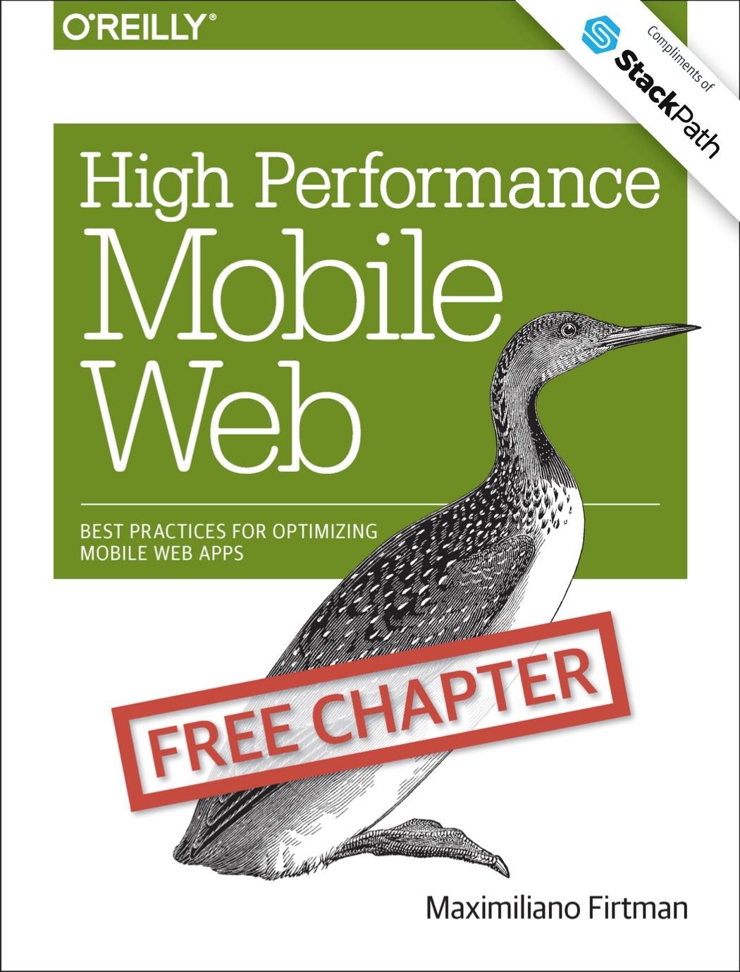 High Performance Mobile Web Whitepaper